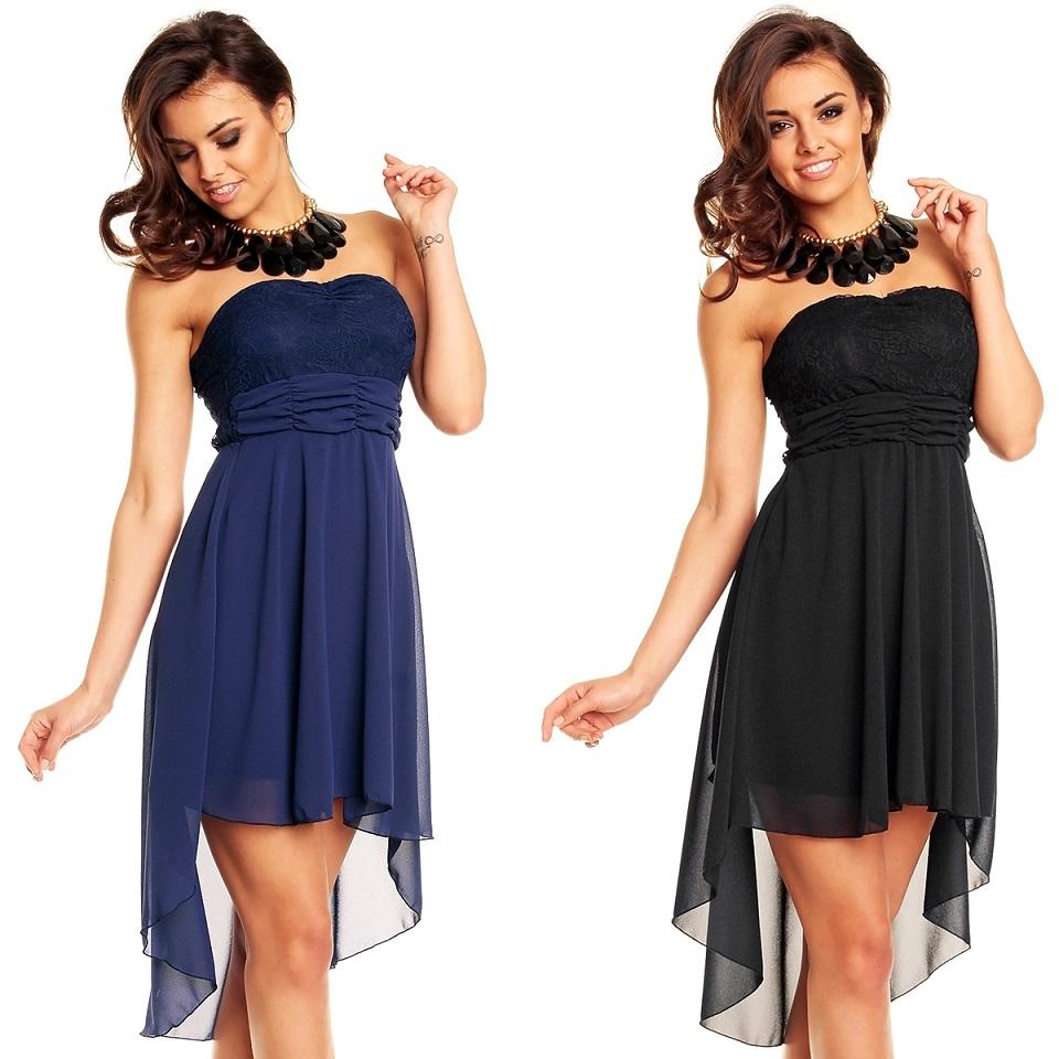 Abendkleid vorne kurz hinten lang abendkleid vokuhila for Kleider vorne kurz hinten lang zalando