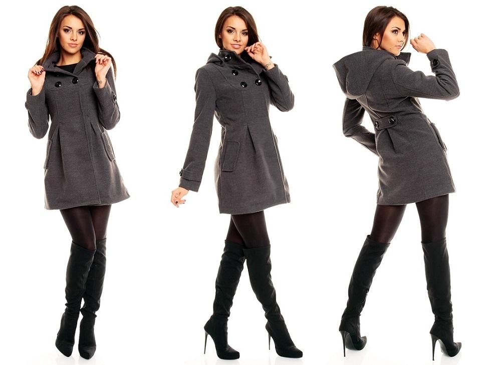 damen winter mantel mit kapuze wintermantel damen wolle parka kapuze top farben ebay. Black Bedroom Furniture Sets. Home Design Ideas